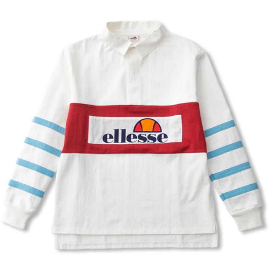 最安値 ELLESSE(エレッセ) EH37185 メンズ メンズ テニスウェア レッド HERITAGE+ ラガーシャツ テニスウェア レッド, シュアラスターネットショップ:855e88ec --- airmodconsu.dominiotemporario.com