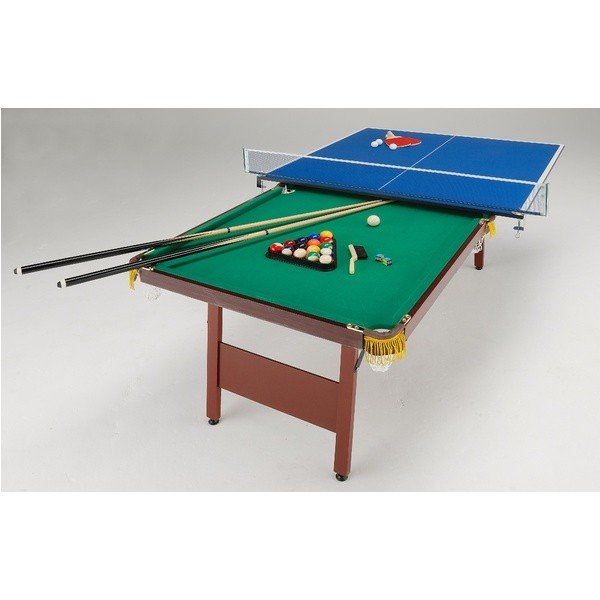 (送料無料)卓球 卓球台 【メーカー直送品】ビリヤードピンポン TSA19BT TSA19BT