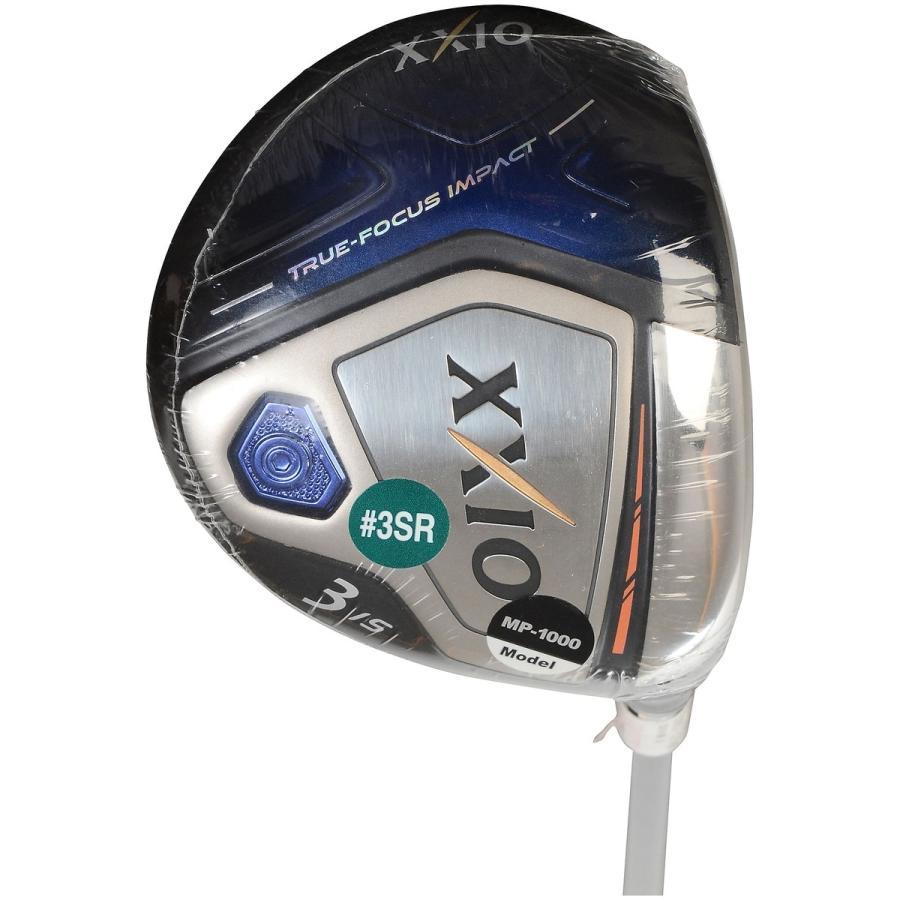 (セール)(送料無料)XXIO(ゼクシオ)ゴルフ メンズウッド XX10 FW NO3 SR XX10FW NO3 SR メンズ