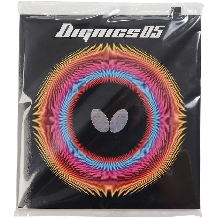 (送料無料)butterfly(バタフライ)卓球 ディグニクス05 06040_006_5 TA 赤