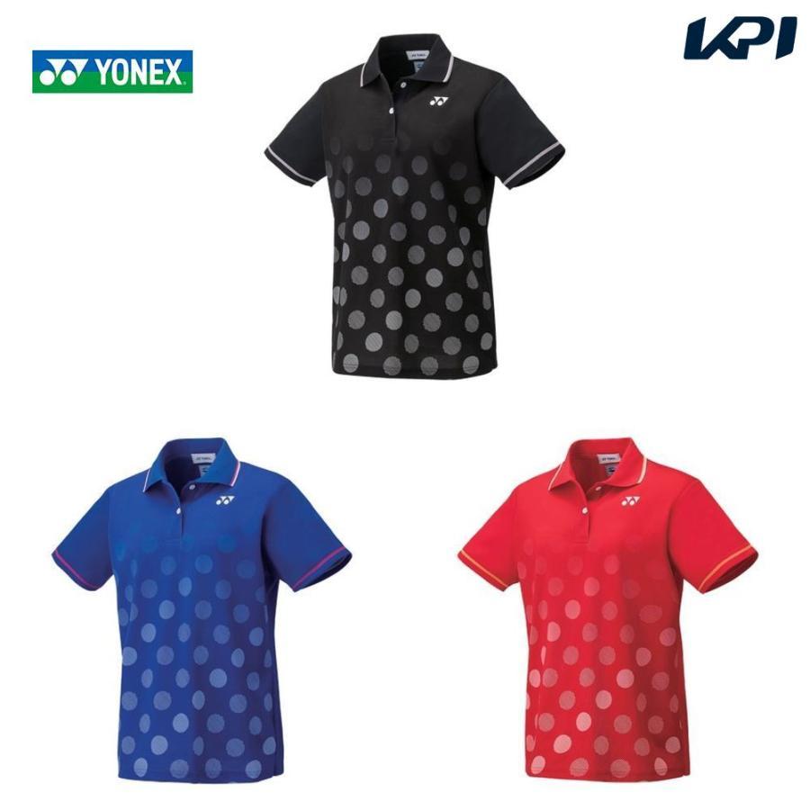 ヨネックス YONEX テニスウェア レディース ゲームシャツ 20501 2019FW