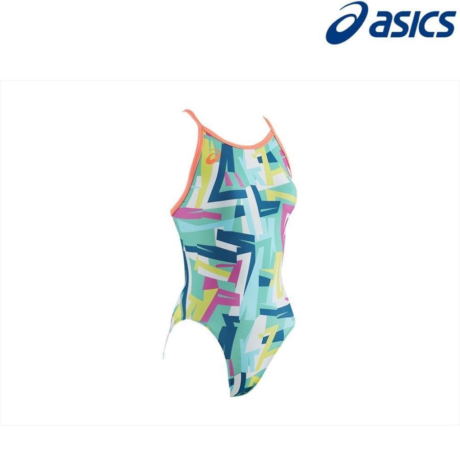 アシックス asics 水泳水着 レディース W'Sレギュラー 2162A006-300