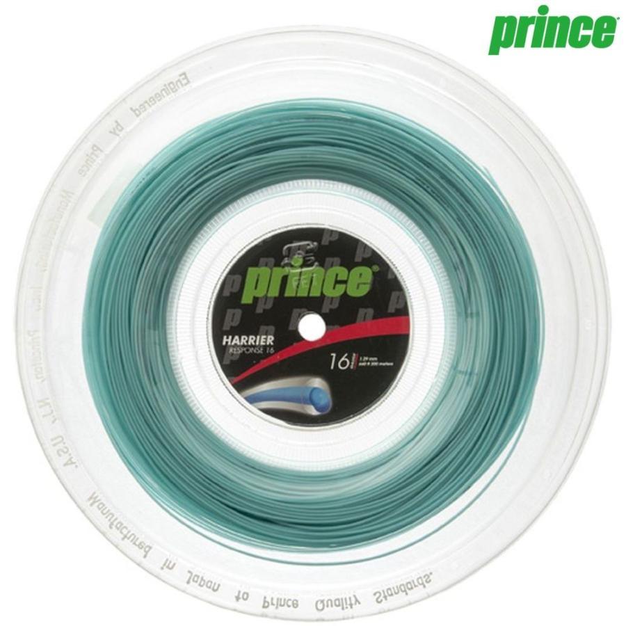 プリンス Prince テニスガット・ストリング HARRIER RESPONSE 16 ハリアーレスポンス16 200mロール 7JJ022