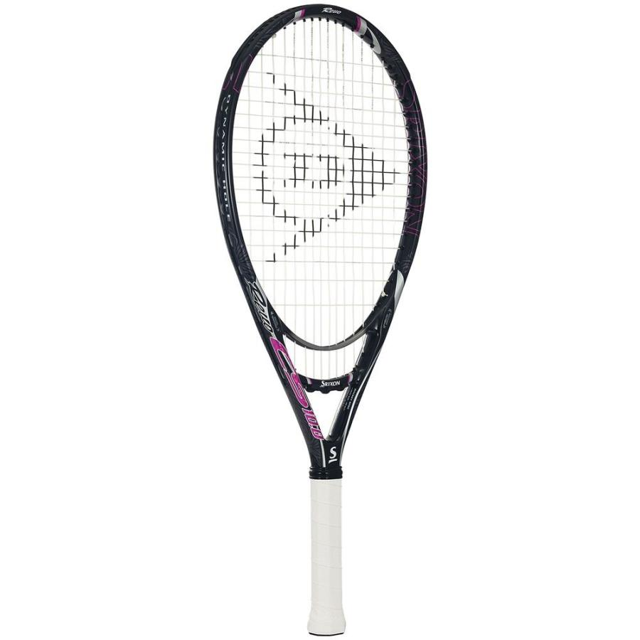 スリクソン SRIXON 硬式テニスラケット REVO CS10.0 レヴォ CS10.0 ブラック 数量限定カラー SR21900 『即日出荷』