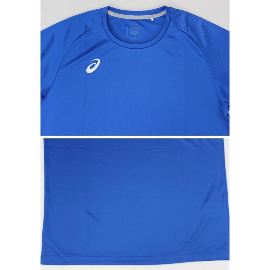 アシックス ジャージ 上下 メンズ トレーニングウェア リモ ランニング Tシャツ 半袖 + ハーフ 2031B203 2031B208 3カラー 吸汗速乾 上下セット|sportsjima|10