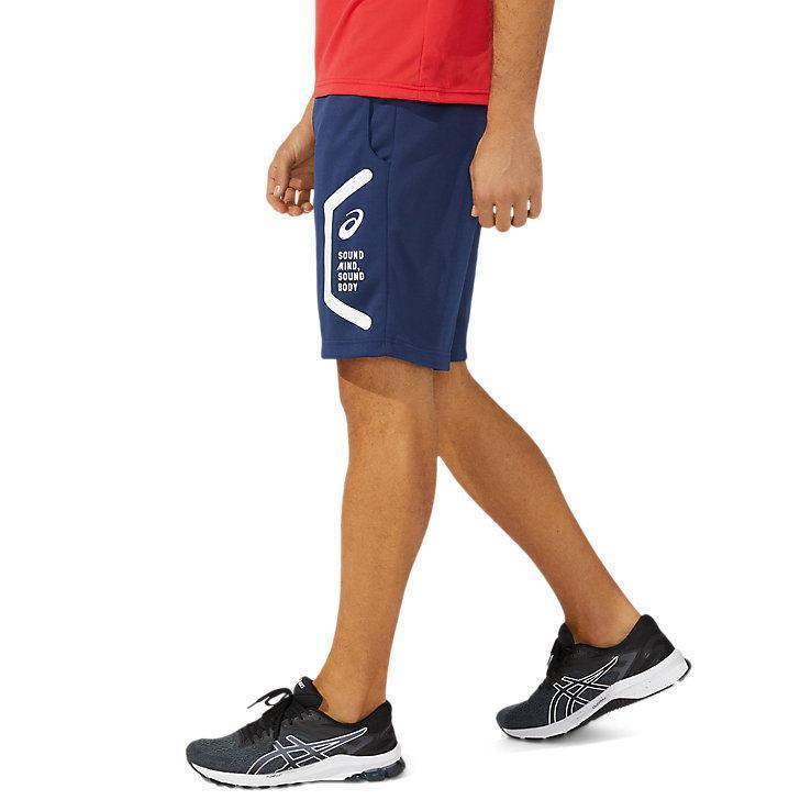 アシックス ジャージ パンツ メンズ トレーニングウェア ハーフパンツ 2031C263 2カラー 吸汗速乾 ストレッチ ズボン 半ズボン|sportsjima|11