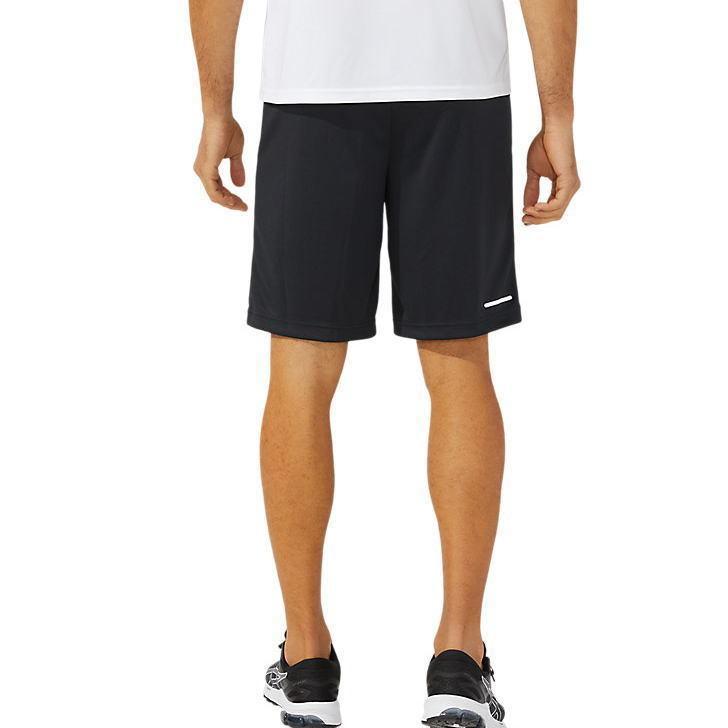 アシックス ジャージ パンツ メンズ トレーニングウェア ハーフパンツ 2031C263 2カラー 吸汗速乾 ストレッチ ズボン 半ズボン|sportsjima|05