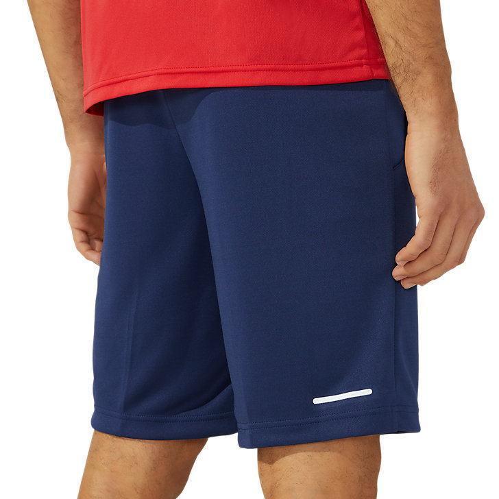 アシックス ジャージ パンツ メンズ トレーニングウェア ハーフパンツ 2031C263 2カラー 吸汗速乾 ストレッチ ズボン 半ズボン|sportsjima|08