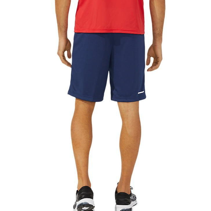アシックス ジャージ パンツ メンズ トレーニングウェア ハーフパンツ 2031C263 2カラー 吸汗速乾 ストレッチ ズボン 半ズボン|sportsjima|10