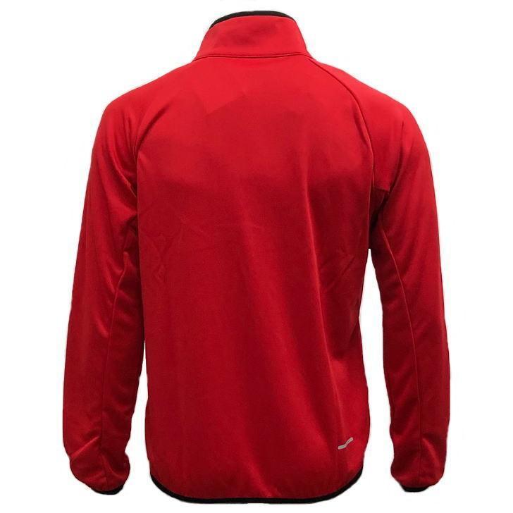 アシックス ジャージ ジャケット メンズ トレーニングウェア 2031C261 5カラー 吸汗速乾 上着 ベーシック アウター ランニング スポーツウェア sportsjima 14