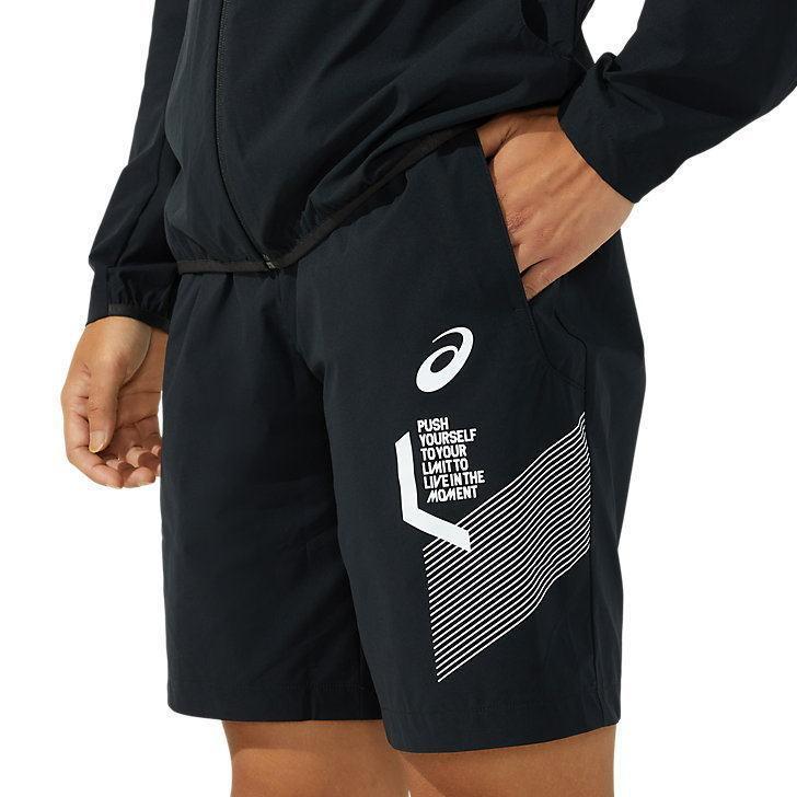 アシックス ジャージ 上下 メンズ トレーニングウェア ランニング LIMO リモ Tシャツ 半袖 + ハーフ 2031C199 2031C191 2カラー 吸汗速乾 上下セット|sportsjima|07