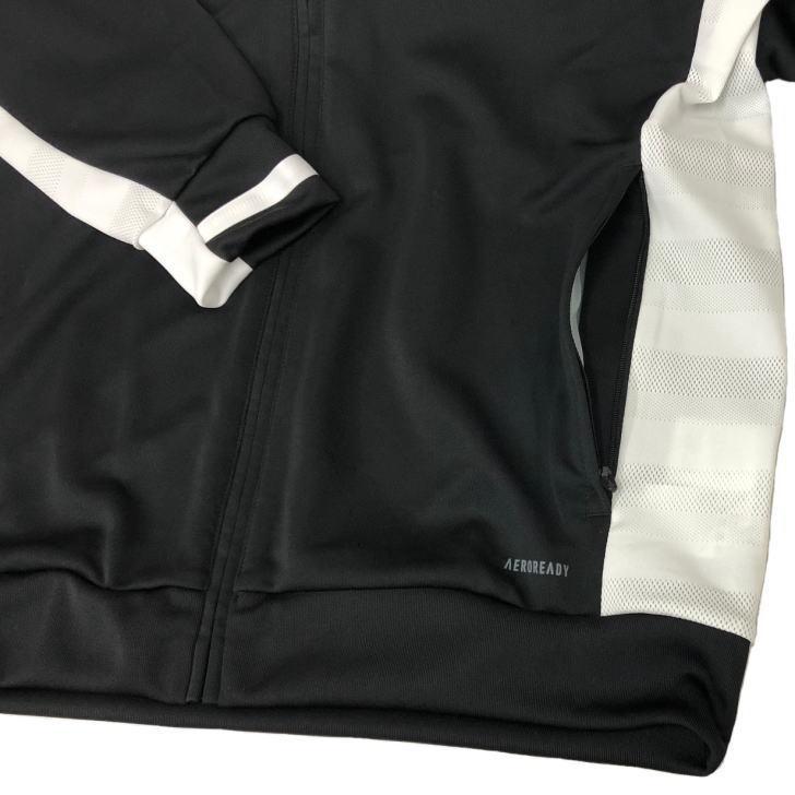 アディダス ジャージ ジャケット メンズ トレーニングウェア DW6763Z 2カラー 上着 アウター 吸汗速乾 ベーシック サッカー ランニング sportsjima 16