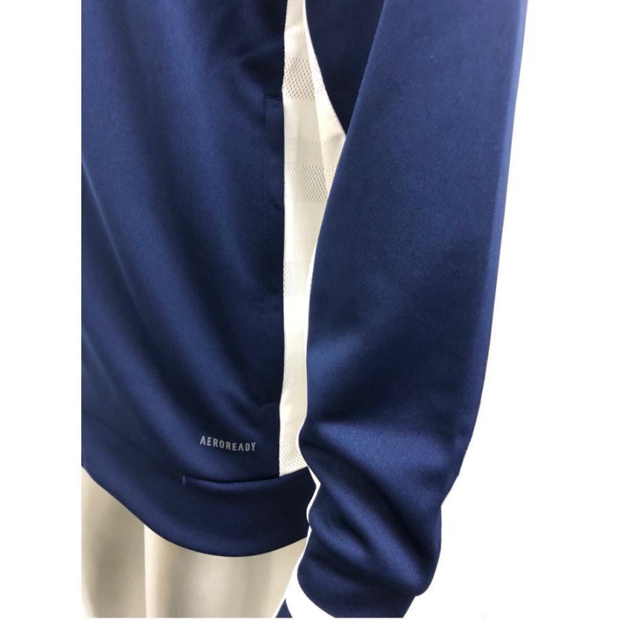 アディダス ジャージ ジャケット メンズ トレーニングウェア DW6763Z 2カラー 上着 アウター 吸汗速乾 ベーシック サッカー ランニング sportsjima 09