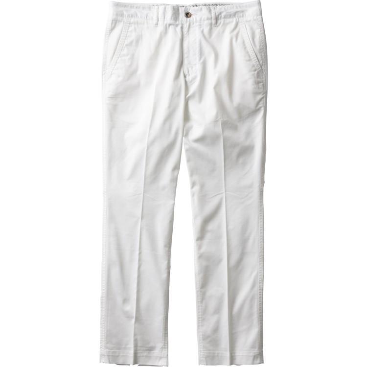 カンタベリー CANTERBURY RA18171 STRETCH CHINOS PANTS ラグビー ウェア(メンズ・ユニ) オフホワイト