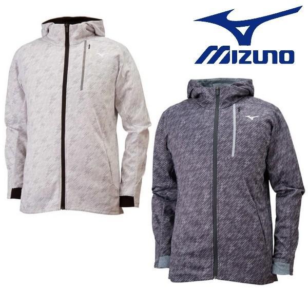 NEWモデル ユニセックス/男女兼用 トレイジャーフーディーシャツ MIZUNO-ミズノ スポーツウェア/トレーニングウェア SALE/セール