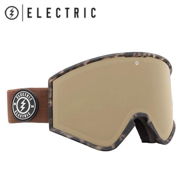 当店在庫してます! ELECTRIC エレクトリック ゴーグル KLEVELAND TORT UMBER Brose Light Gold Chrome 19/20 スノーボード, 碓井町 1920f096