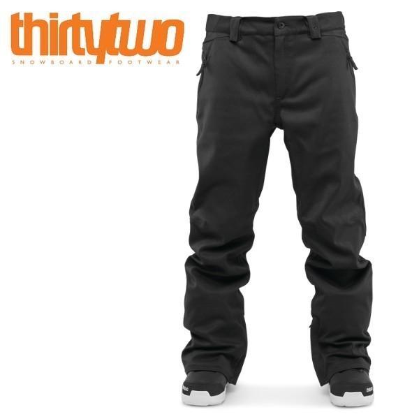 激安SALE WOODERSON Pants 黒 Thirtytwo-サーティトゥー 18/19 メンズスノーボードウェア/ジャケット/パンツ 送料無料