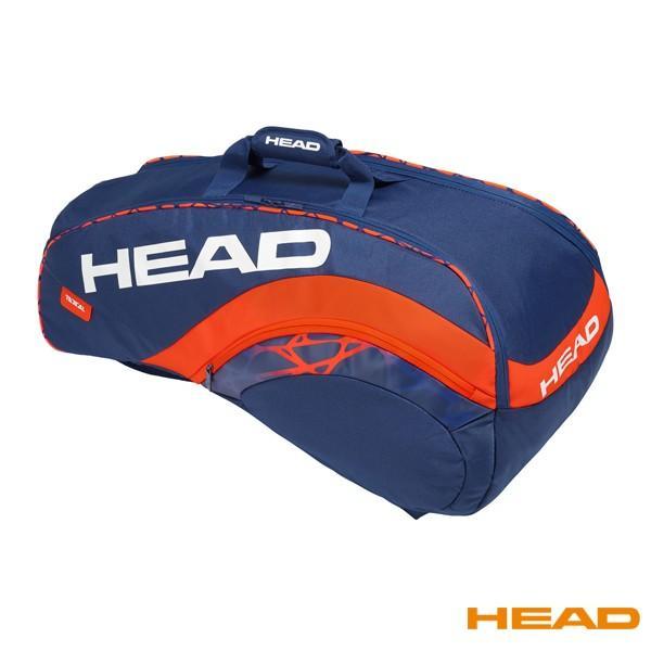 ヘッド テニスバッグ Radical 9R Supercombi/ラジカル スーパーコンビ 9本入れ(283319)ラケットバッグ
