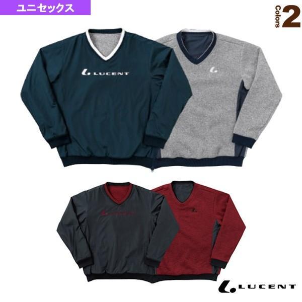 ルーセント テニス・バドミントンウェア(メンズ/ユニ) Uni リバーシブルトレーナー/ユニセックス(XLT-519)