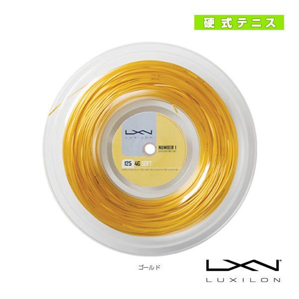 ルキシロン LUXILON ルキシロン/4G SOFT 125/4G ソフト 125/200mロール(WRZ990143)(ポリエステル)ガット