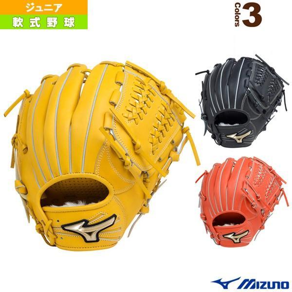 ミズノ 軟式野球グローブ グローバルエリートRG/H selection 02/少年軟式・オールラウンド用グラブ/Lサイズ(1AJGY18340)