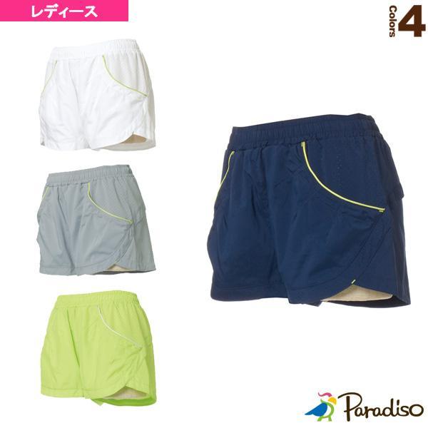 パラディーゾ テニス・バドミントンウェア(レディース) ショートパンツ/レディース(JCL04S)