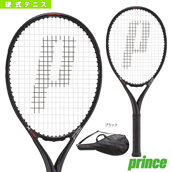 新品 プリンス プリンス テニスラケット Prince Prince X105/エックス105/290g/左利き用(7TJ082)硬式テニスラケット硬式ラケット, サントノーレ:d202e437 --- airmodconsu.dominiotemporario.com