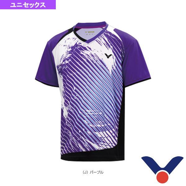 ヴィクター テニス・バドミントンウェア(メンズ/ユニ) ゲームシャツ/ユニセックス(T-4005)