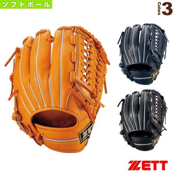 ゼット ソフトボールグローブ ネオステイタスシリーズ/ソフトグラブ/オールラウンド用(BSGB51910)