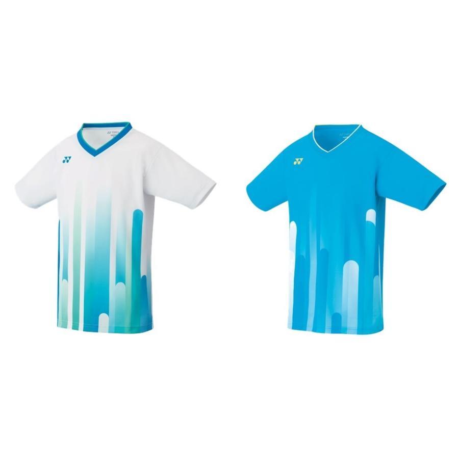 ヨネックス YONEX テニスウェア ジュニア ゲームシャツ 10285J 2019SS[ポスト投函便対応]