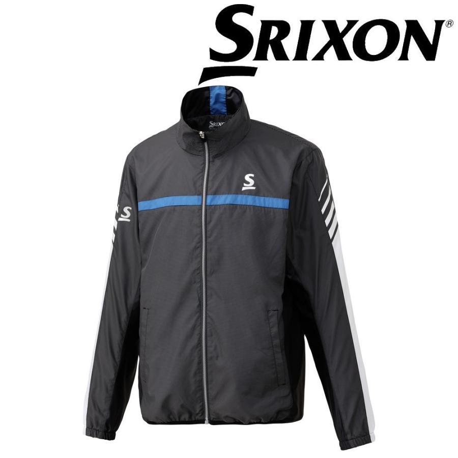 スリクソン SRIXON テニスウェア ユニセックス ヒートナビジャケット SDW-4840 SDW-4840 2018FW 『即日出荷』