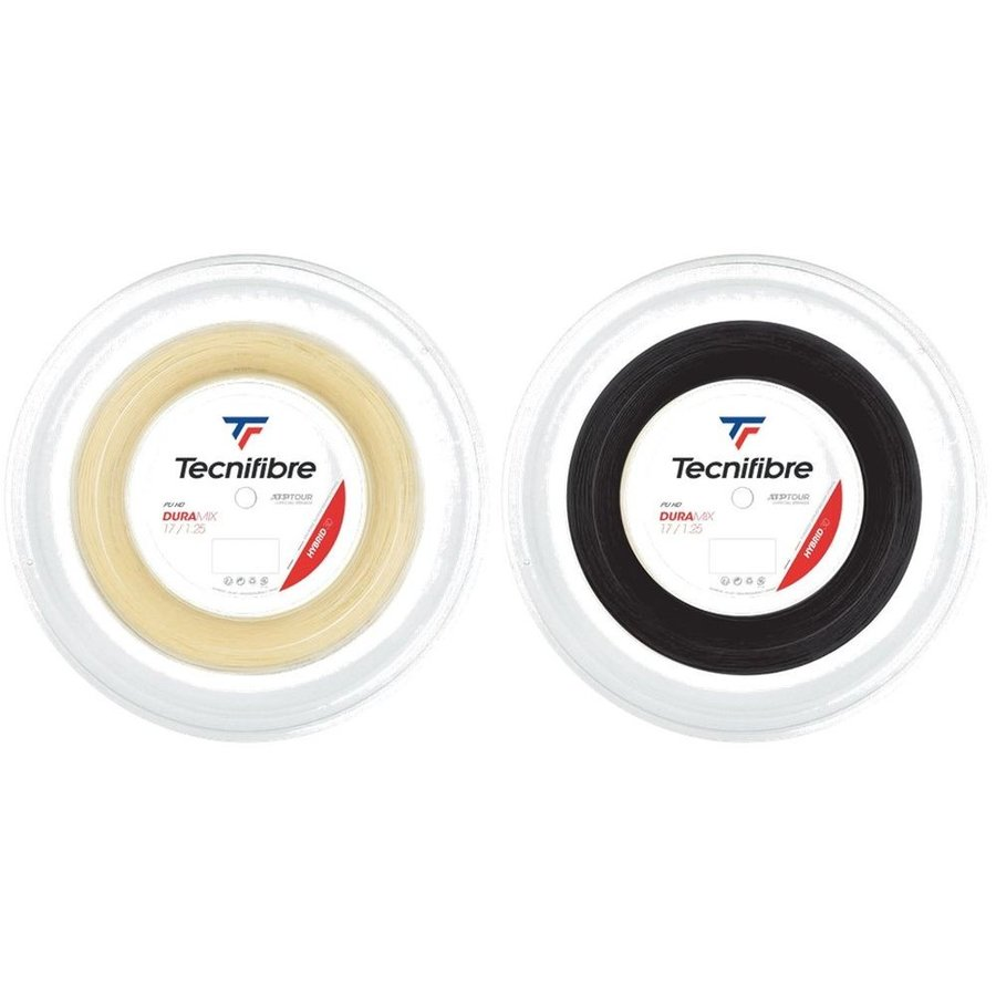 【お買い得!】 テクニファイバー Tecnifibre テニスガット・ストリング DURAMIX デュラミックス 1.25mm 200mロール TFR300, イナギシ b4875c56