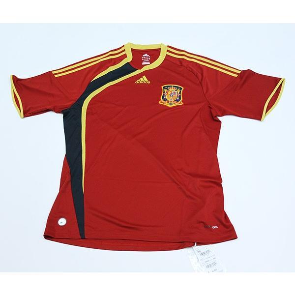 スペイン代表 09 ホーム ユニフォーム 半袖 IU696 E94695
