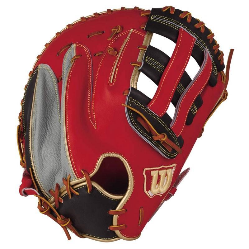 WILSON 一般軟式 ファーストミット 右投げ ワナビーヒーロー 軟式野球 WTARHS36D