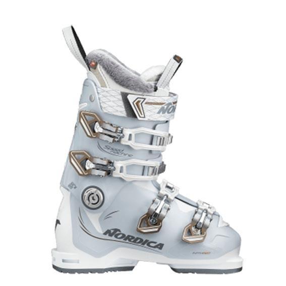 ノルディカ 050H4200363 スキー ブーツ 17-18 白い-ICE-BRONZE SPEED MACHINE 85 W NORDICA レディース