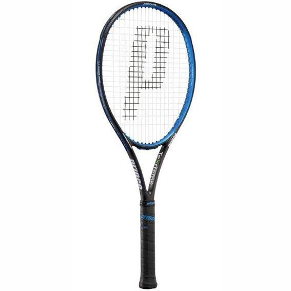 プリンス テニスラケット ハリアープロ 7TJ027-BLKBLU HARRIER PRO 100 XR-M 265g prince