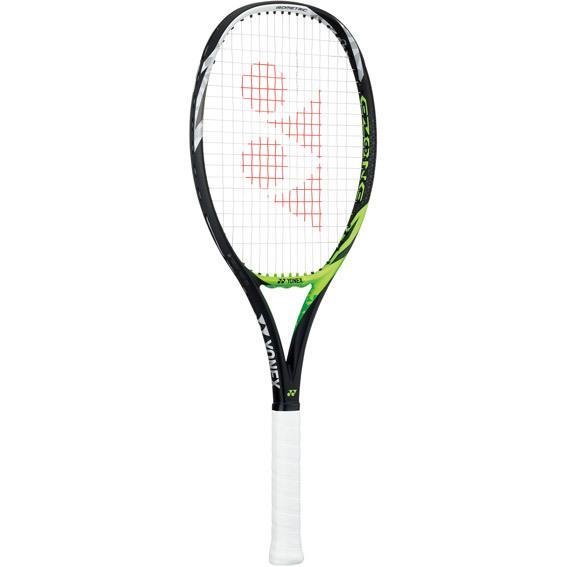 ヨネックス テニスラケット 17EZF ライムグリーン(008) EZONE FEEL Eゾーン フィール