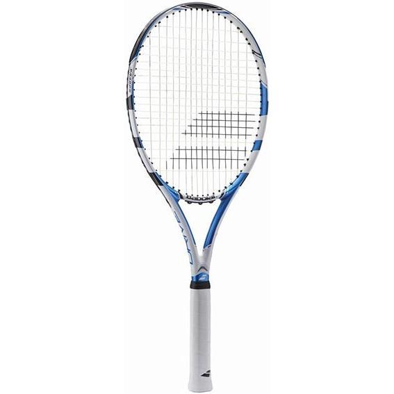 バボラ テニスラケット BF101264 ブルー×ホワイト DRIVE LITE ドライブライト