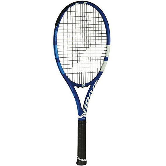 バボラ テニスラケット BF101324 ブルー DRIVE G 2018 ドライブG