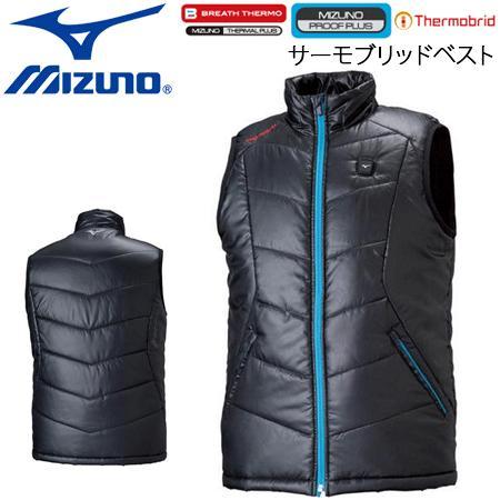 MIZUNO ミズノ ベンチコート トレーニングウェア サーモブリッドベスト 32ME6655