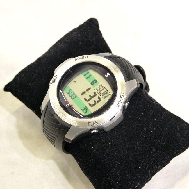 スキューバプロ☆Z1 ソーラー Bluetooth搭載 ブラック/シルバー  保証付|spro-shop-yokohama|03