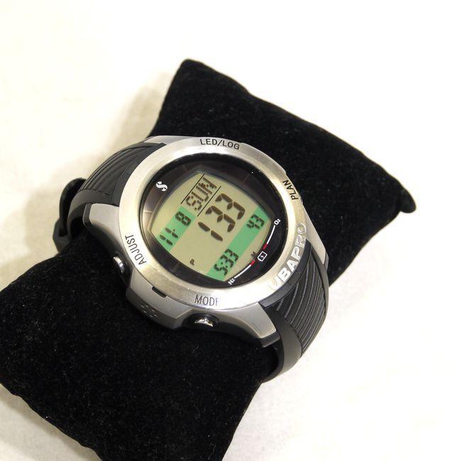 スキューバプロ☆Z1 ソーラー Bluetooth搭載 ブラック/シルバー  保証付|spro-shop-yokohama|04