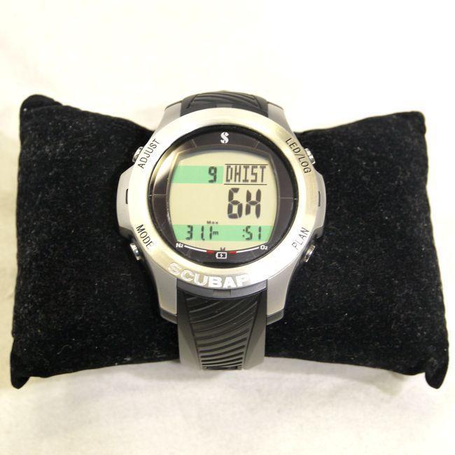 スキューバプロ☆Z1 ソーラー Bluetooth搭載 ブラック/シルバー  保証付|spro-shop-yokohama|05
