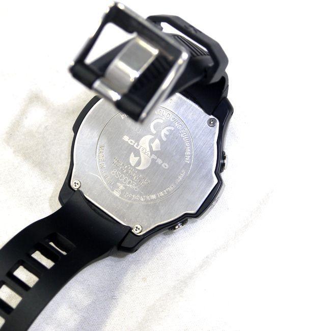 スキューバプロ☆Z1 ソーラー Bluetooth搭載 ブラック/シルバー  保証付|spro-shop-yokohama|07