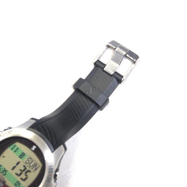 スキューバプロ☆Z1 ソーラー Bluetooth搭載 ブラック/シルバー  保証付|spro-shop-yokohama|08