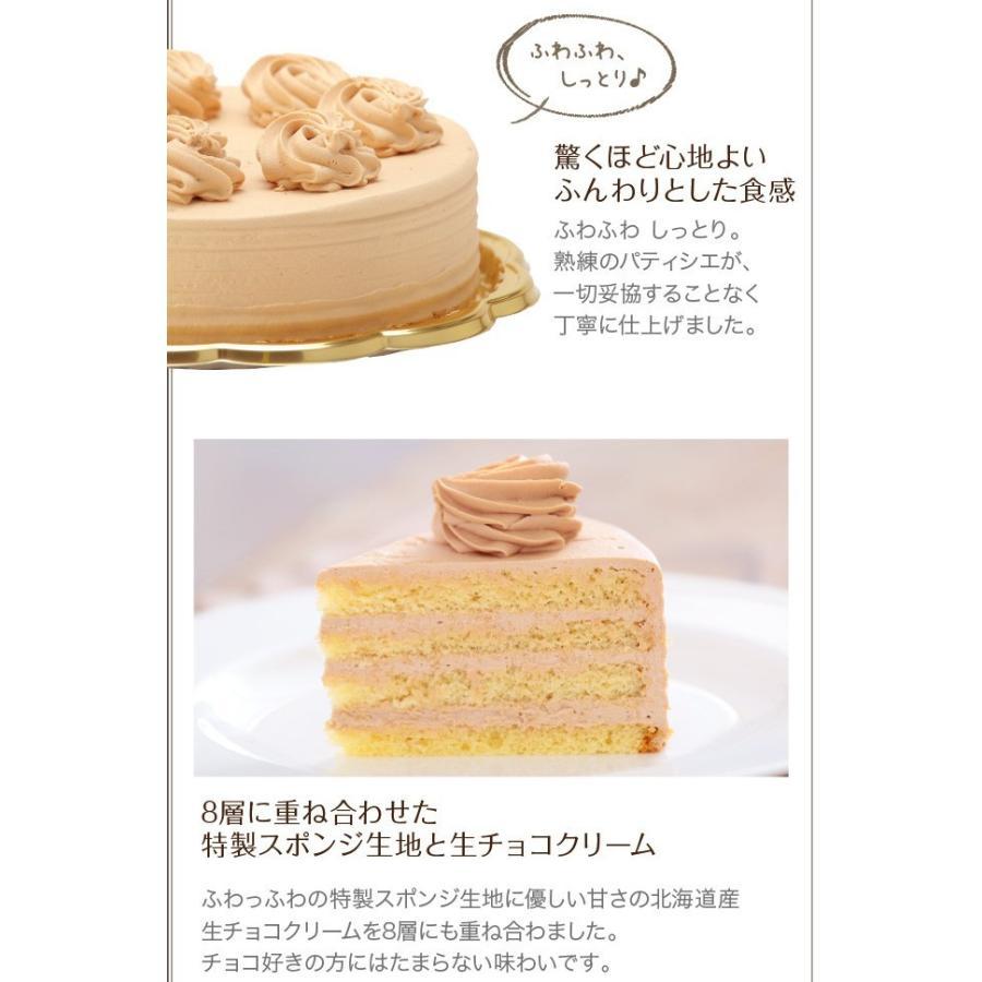 誕生日ケーキ バースデーケーキ 生チョコクリーム デコレーションケーキ 5号 子供(凍)チョコレートケーキ 誕生日プレゼント ケーキ|srr-shop|06