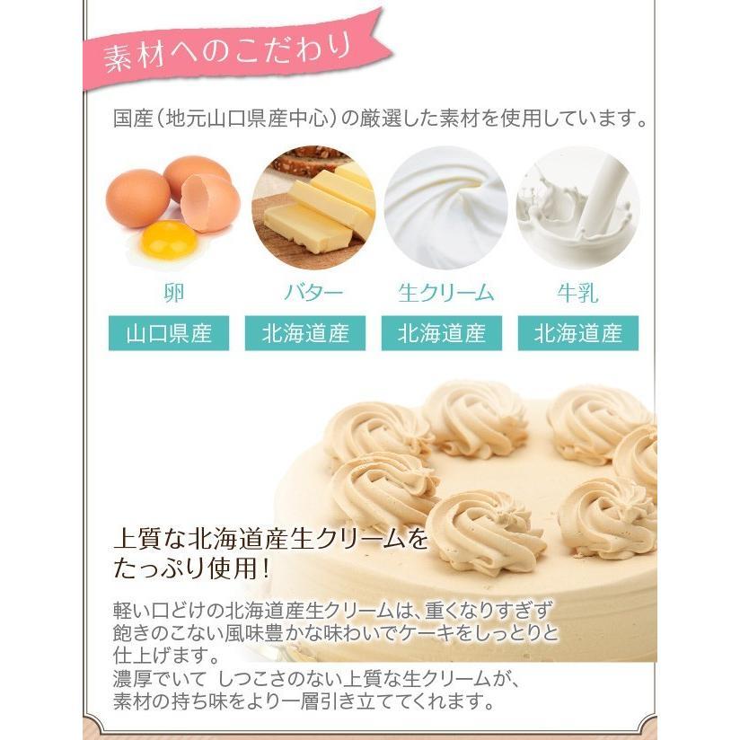 誕生日ケーキ バースデーケーキ 生チョコクリーム デコレーションケーキ 5号 子供(凍)チョコレートケーキ 誕生日プレゼント ケーキ|srr-shop|07