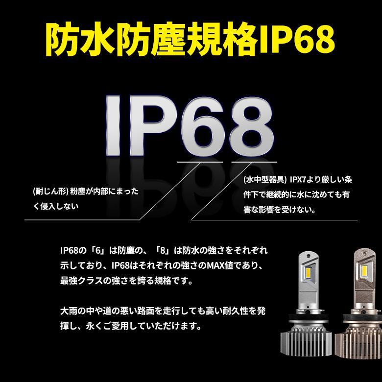 高輝度 LED フォグランプ Zハイパワープレミアムフォグ H8 H11 H16 HB4 シャインゴールド ホワイト LED 1年保証 車検対応 シェアスタイル|ss-style8|12
