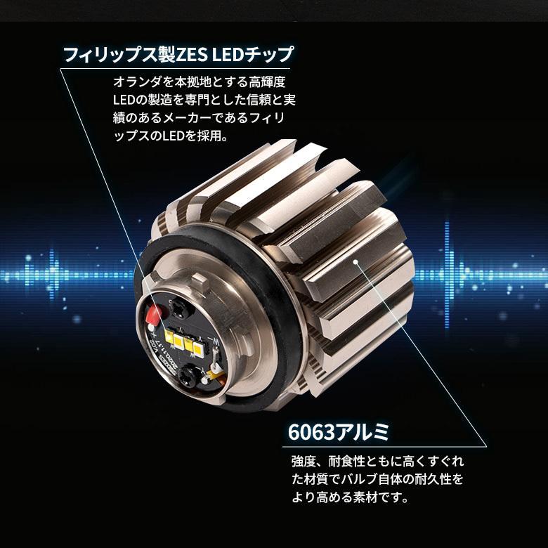 トヨタ最新車両用 高輝度LEDフォグランプ 2色発光 ヤリスクロス カローラ クラウン ハリアー プリウス シェアスタイル ss-style8 09