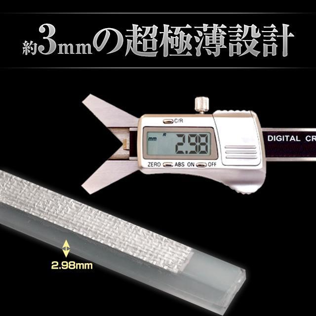 ウインカー専用シーケンシャルLEDテープ 流れる シーケンシャル 極薄 LED シーケンシャルテープ ウィンカー シェアスタイル ss-style8 11